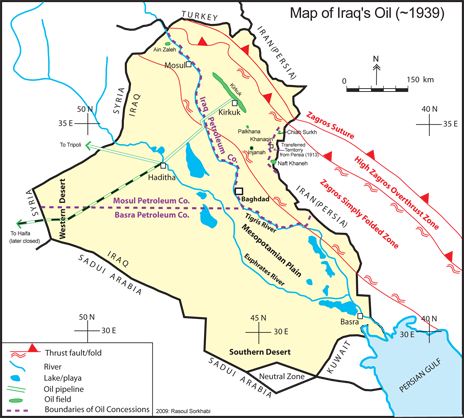 GEO ExPro - Oil from Babylon to Iraq