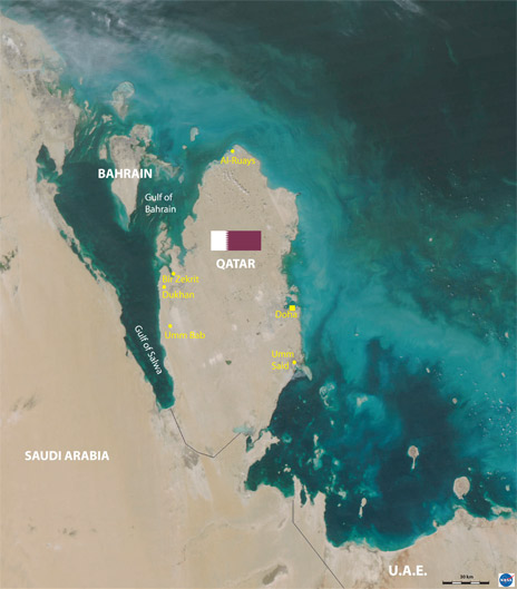 GEO ExPro - The Qatar Oil Discoveries