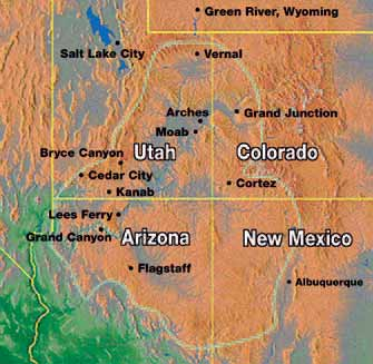GEO ExPro  The Colorado Plateau A Geologists Paradise