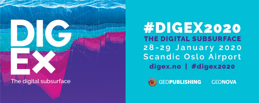 Digex 2020 digital subsurface oil gas