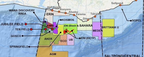 Oil gas exploration ghana independent hydrocarbon discovery petroleum commission ghana 2 thumb