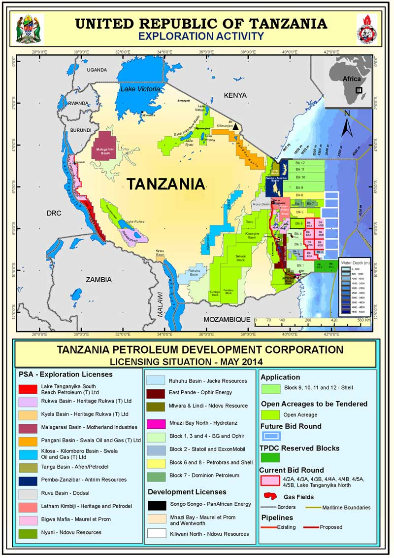 Geo expro east africa rays of a new dawn tanzania exploration publicscrutiny Gallery