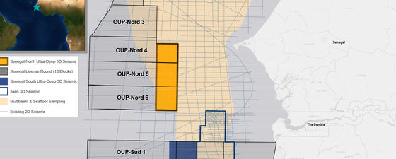 Sengal first oil gas licensing round 2 thumb