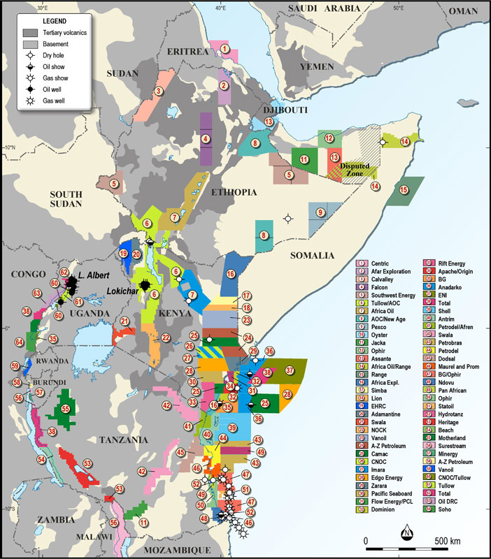 GEO ExPro - Oil and Gas Exploration in East Africa: A Brief History