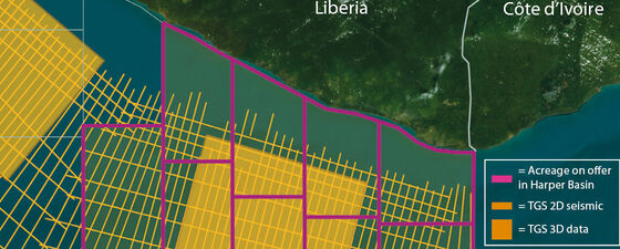 Liberia offshore licensing round 2020 tgs 2 thumb