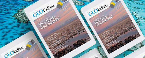 Geoscience magazine geo expro v17i3 article banner thumb