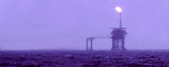 North sea oil rig may 1975 thumb