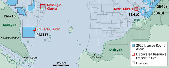 Oil gas opportunities malaysia acreage nventures 2 thumb