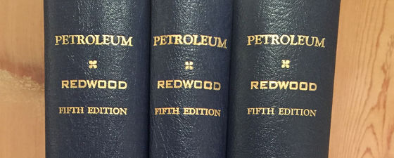 Oil history sir thomas boverton redwood petroleum engineering 4 thumb