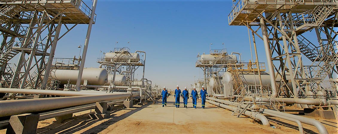 Giant Oil Fields of the World: Rumaila–West Qurna, Iraq