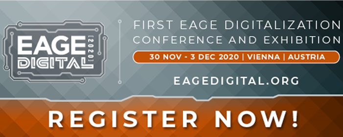 Eage digital 2020 geoscience