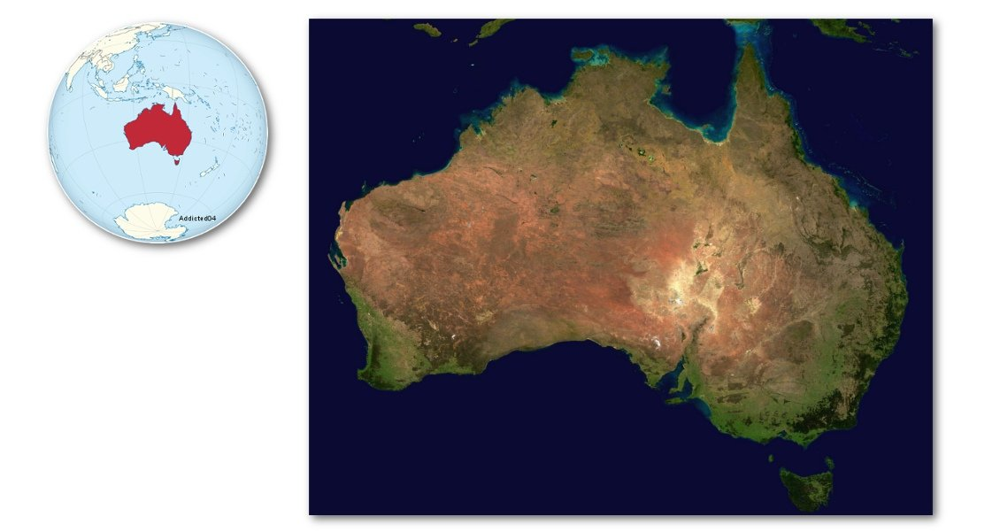What was Australia's role in the NASA space program?
