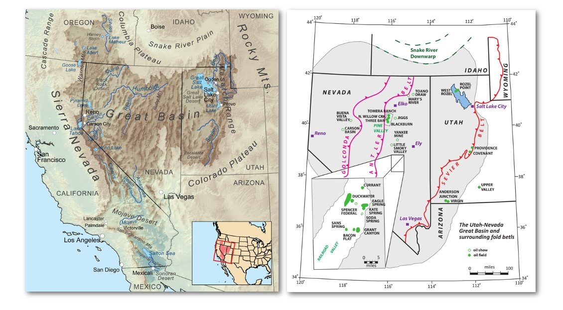 GEO ExPro Palaeozoic Plays of the Great Basin
