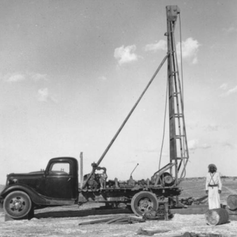 GEO ExPro - The First Discoveries of Oil in Saudi Arabia